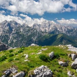 Explore-Slovenia, Mountain Raduha 2062m