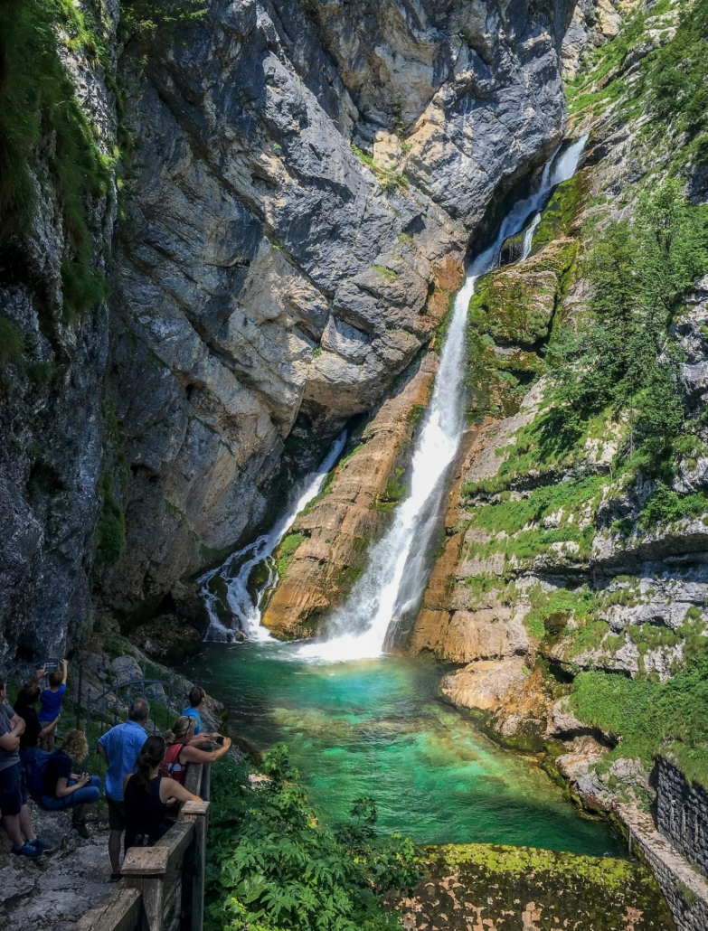 Hiking adventure in the Bohinj valley, Explore Slovenia