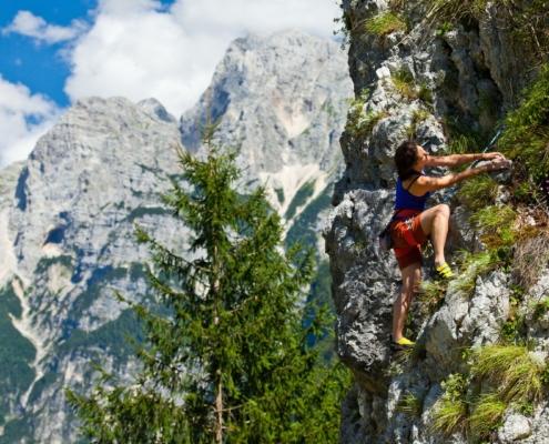 Rock Climbing, Explore SLovenia