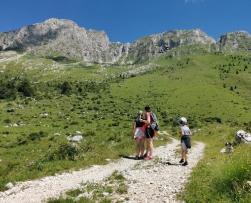 Explore SLovenia, Family hiking in Slovenia