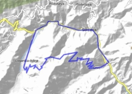 Mountain biking tour: Robanov kot - Icmanova planina - Logarska dolina