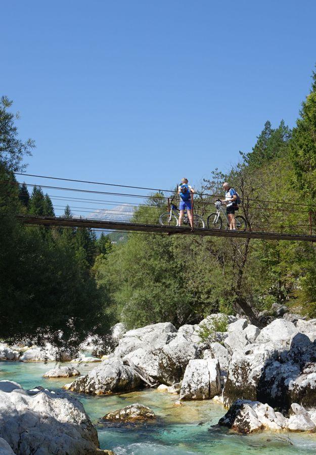 Soča Valley MTB tour