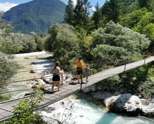 Soča Valley easy hiking tour, Explore Slovenia