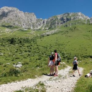 The Kobarid Historical hiking trail