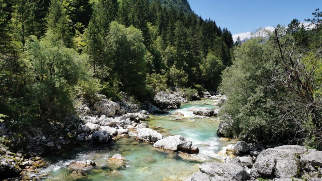 Soča Valley hiking tour, Explore Slovenia