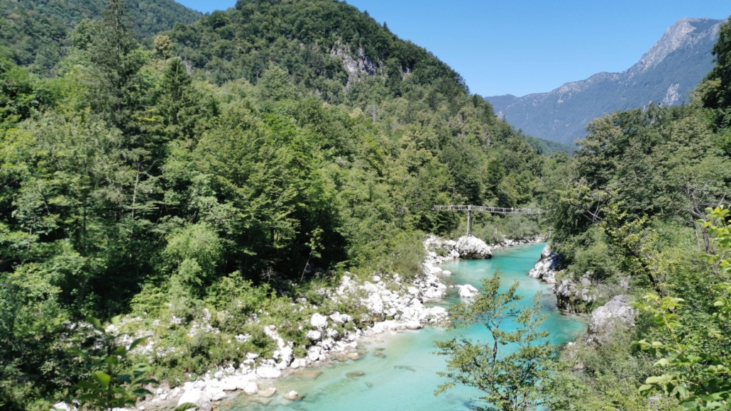 The Kobarid Historical hiking trail, Walk of peace, Explore Slovenia
